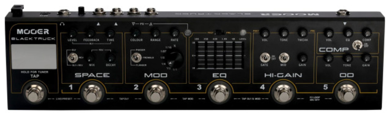 Image of Mooer Audio Black Truck
