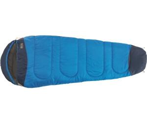 Outwell Commodore DoubleSchlafsack blau Kunstfaserschlafsack Mumienschlafsack