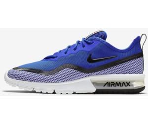 Nike Air Max Sequent 4.5 Sneaker Herren black volt white im