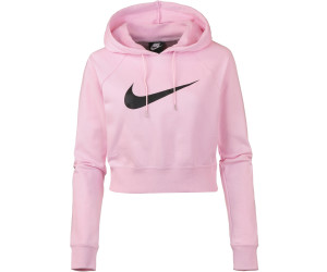nike sweatshirt damen rosa logo print