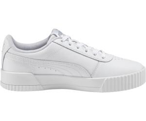 PUMA Carina Damen Sneaker Weiß, Größenauswahl:38