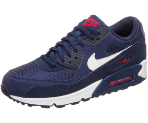 Nike Air Max 90 Essential midnight NavyUniversity Red