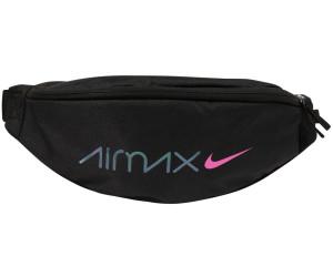 online for sale top brands order Nike Heritage Air Max Day Waist Bag black/black/laser ...