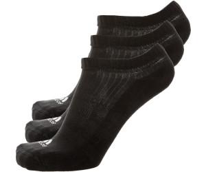adidas AA2280 3 Streifen Sneakersocken, 3 Paarschwarz