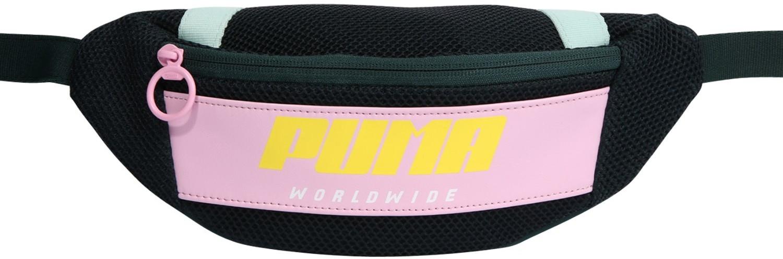 Puma Street Belt Bag ponderosa pine/fair aqua