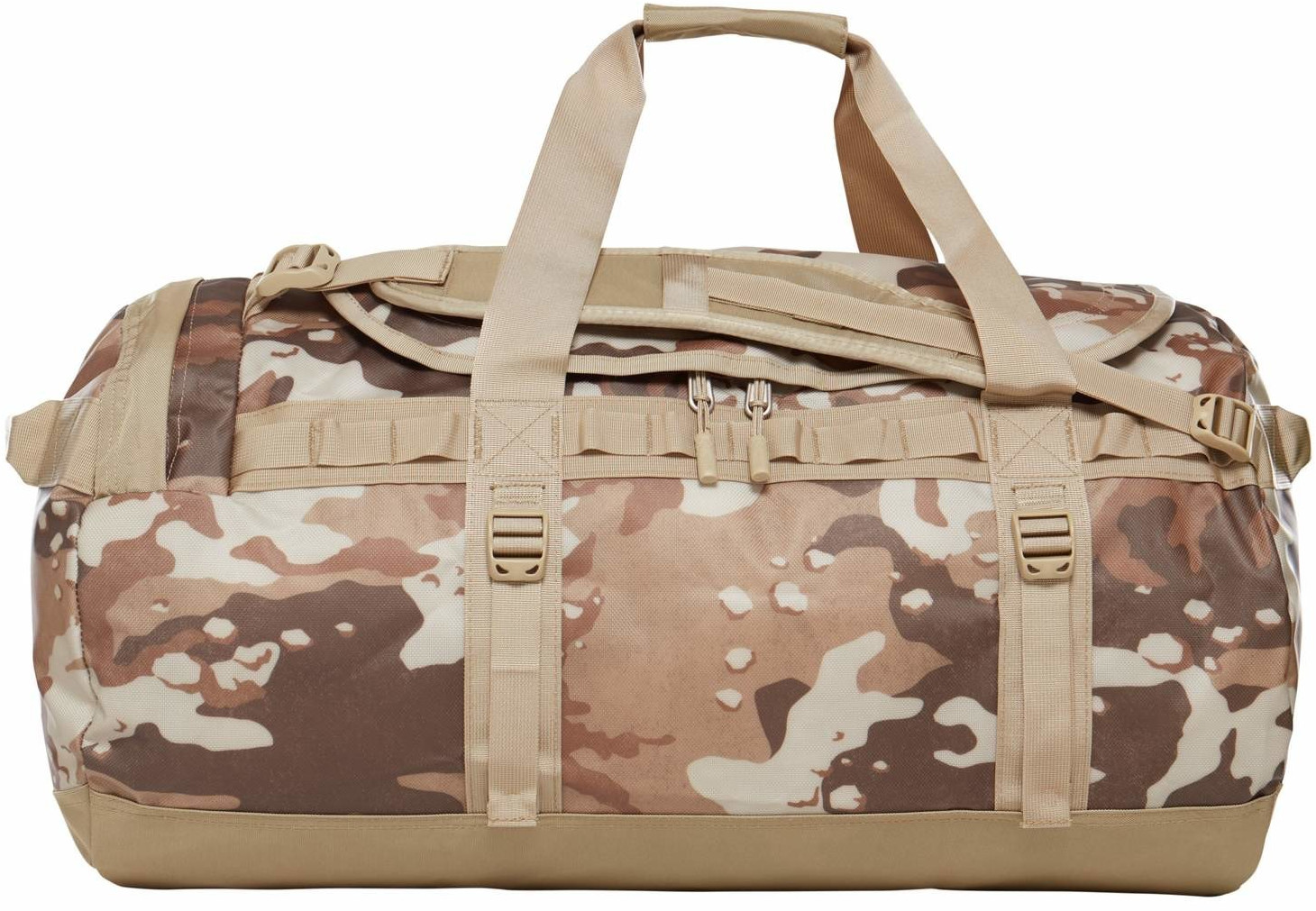 The North Face Base Camp Duffel M desert camo