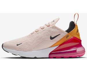 Nike Air Max 270 Women washed coral/laser fuchsia/orange peel/black ...