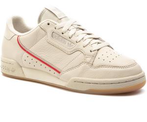 Adidas Continental 80 clear brownscarletecru tint au