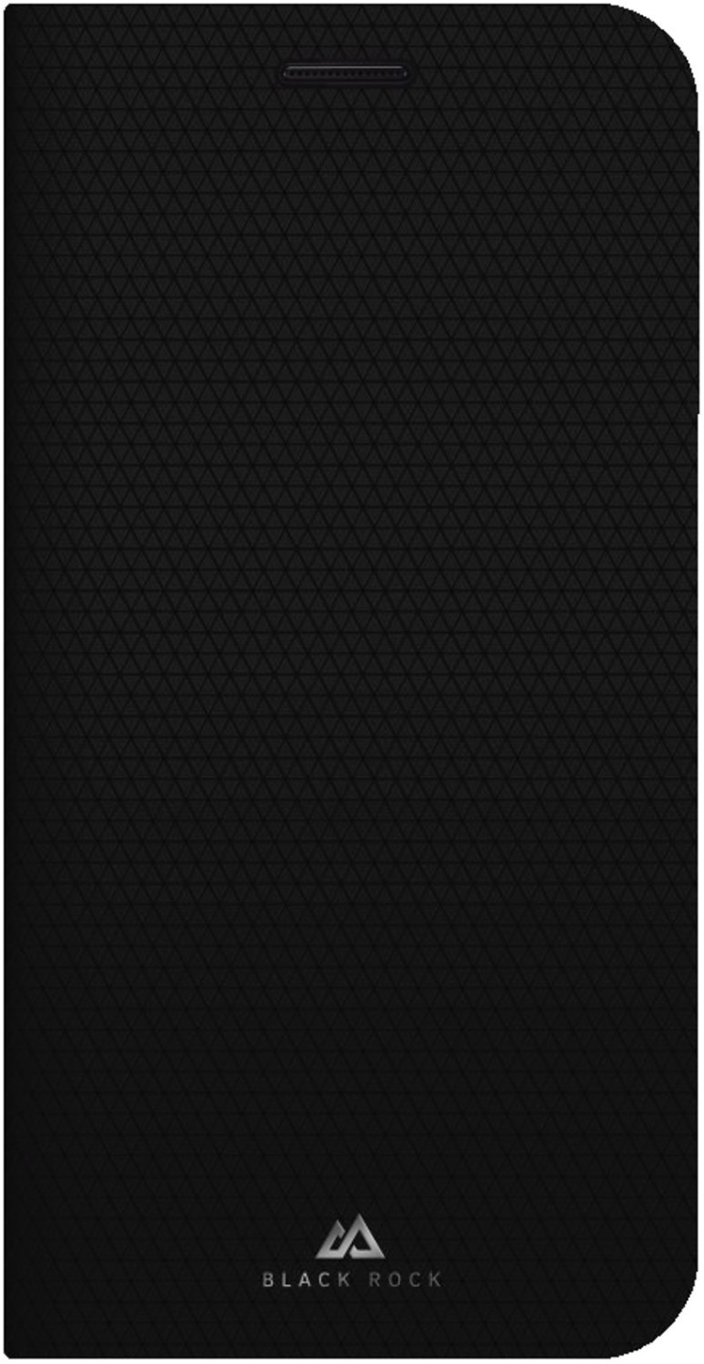 Image of Black Rock Bookcover Material Pure (Galaxy S8) black