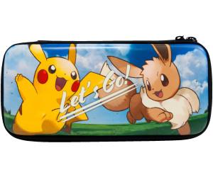 Hori Nintendo Switch Pokémon Let S Go Pikachu Evoli Hard Pouch Ab