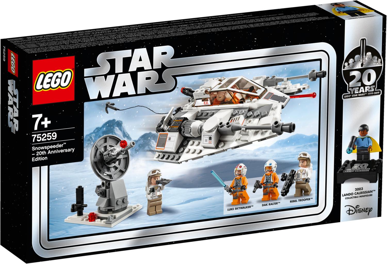 90dc95e8f8bd5d LEGO Star Wars - Snowspeeder 20 Jahre Edition (75259) ab 24,80 ...