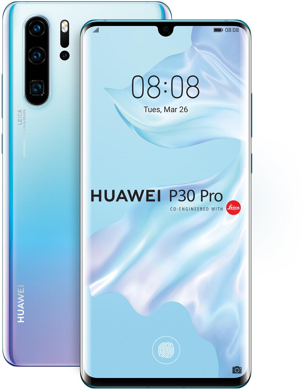 Image of Huawei P30 Pro 8GB 128GB Breathing Crystal