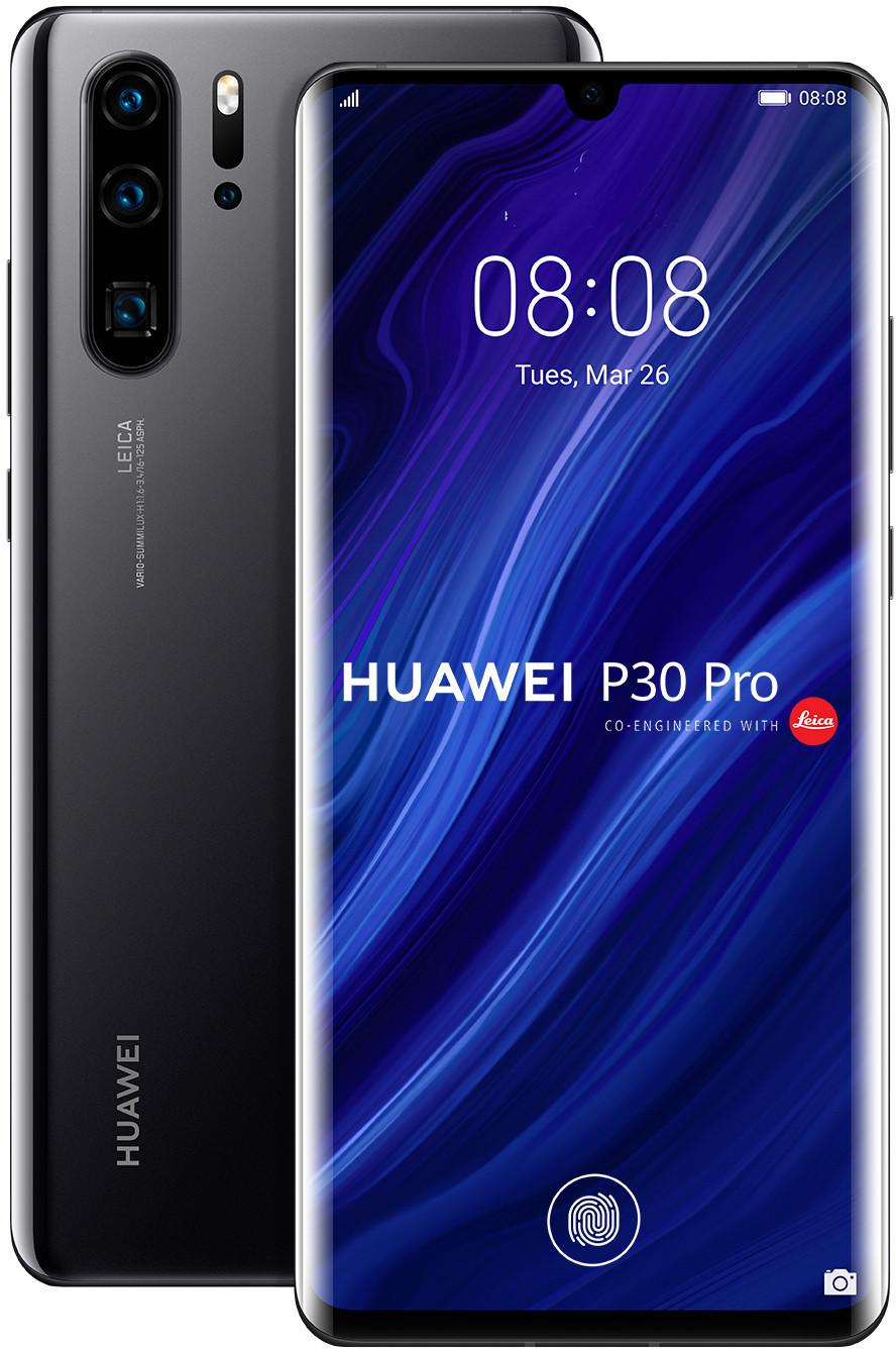 Image of Huawei P30 Pro 8GB 128GB Black