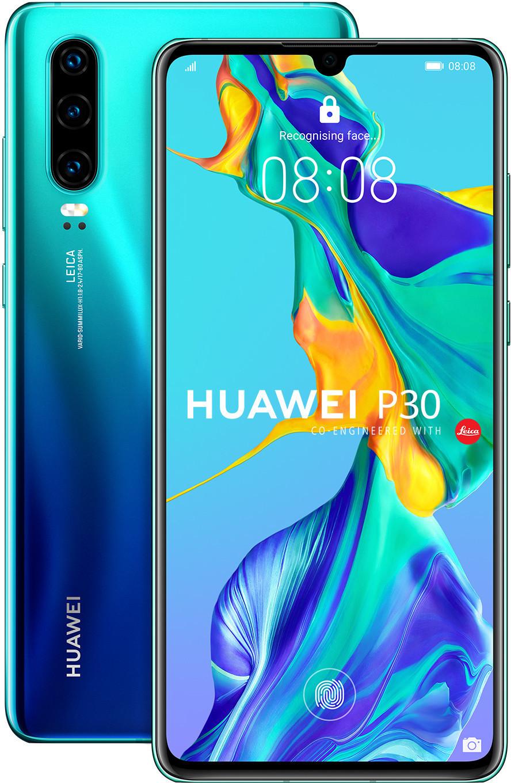Image of Huawei P30 128GB Aurora