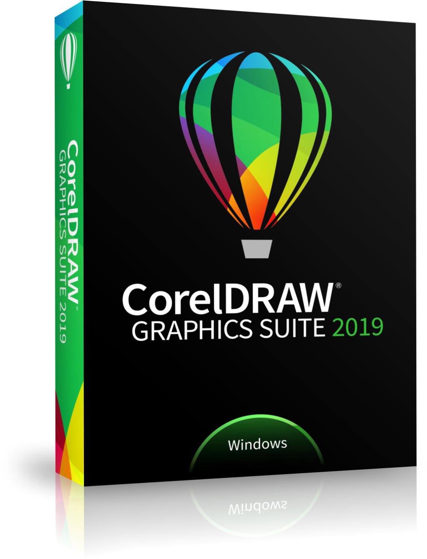 Image of Corel CorelDRAW Graphics Suite 2019