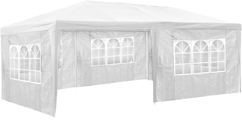 TecTake Pavillon 3 x 6 m weiß