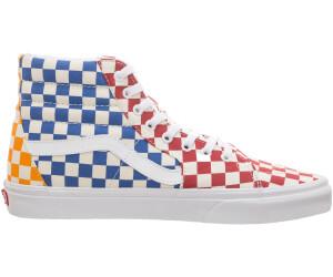 Vans Checkerboard Sk8 Hi ab 44,60 € | Preisvergleich bei
