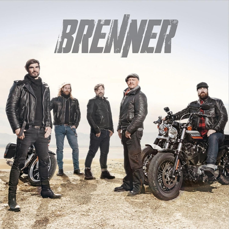 Brenner - Brenner (CD)