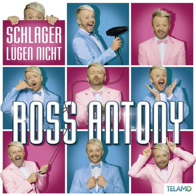 Ross Antony - Schlager lügen nicht (CD)