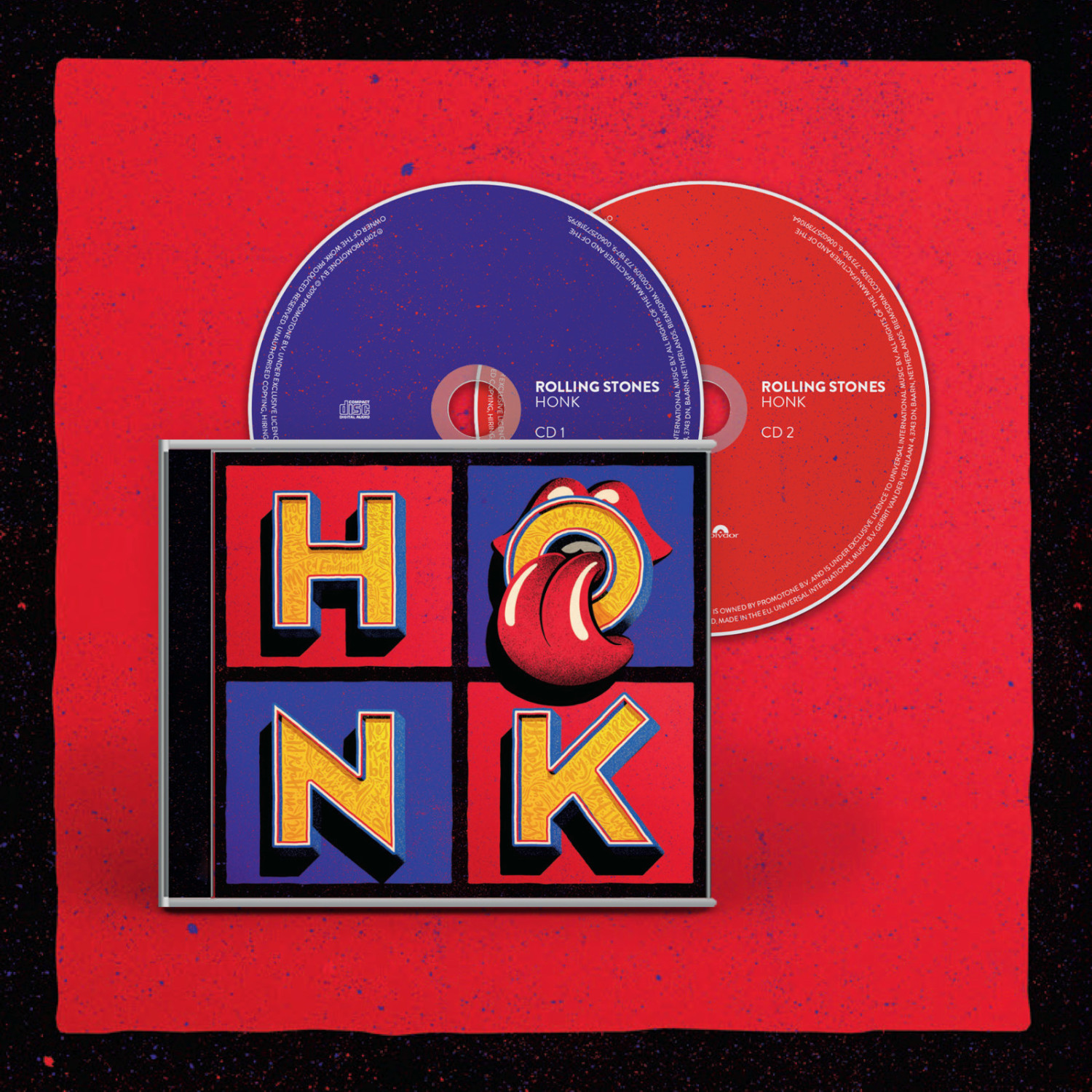 The Rolling Stones - Honk (CD)