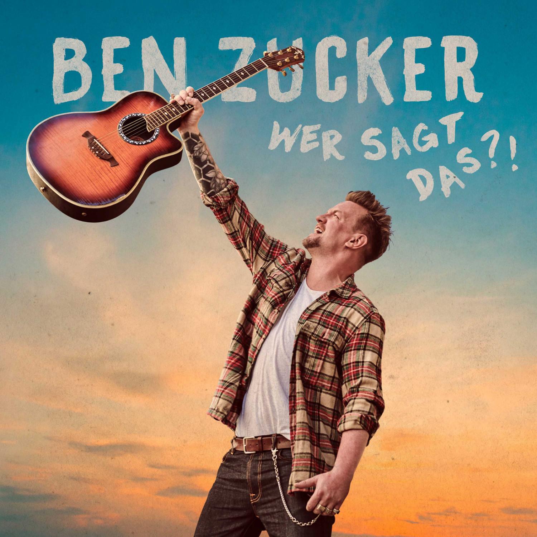 Ben Zucker - Wer sagt das?! (CD)