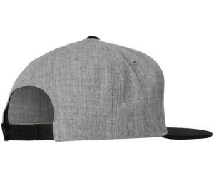 Vans Drop V Snapback Cap heather greyblack ab 25,60