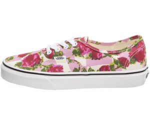 Vans Romantic Floral Authentic (VN0A38EMVKB1) true white ab