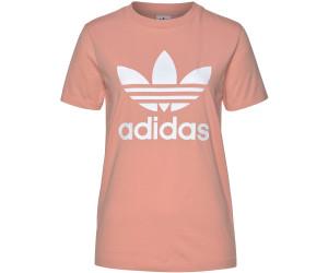 Adidas Originals Trefoil T Shirt Damen dust pink ab 14,50