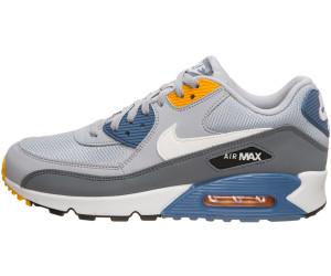 premium selection d6248 ea282 Nike Air Max 90 Essential wolf grey white indigo storm