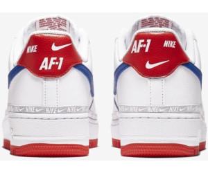 Nike Air Force 1 '07 LV8 whitehabanero redgame royal a