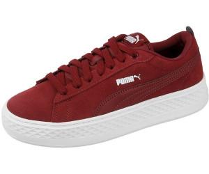 Puma Smash Platform L dark red ab 44,84 € | Preisvergleich