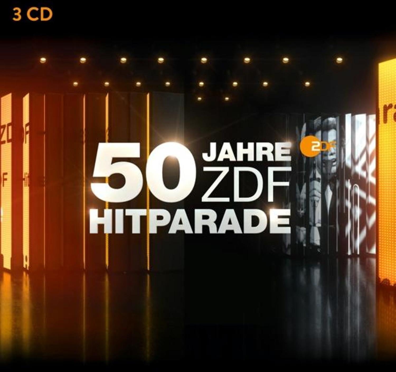50 Jahre ZDF-Hitparade (Premium Edition) (CD)