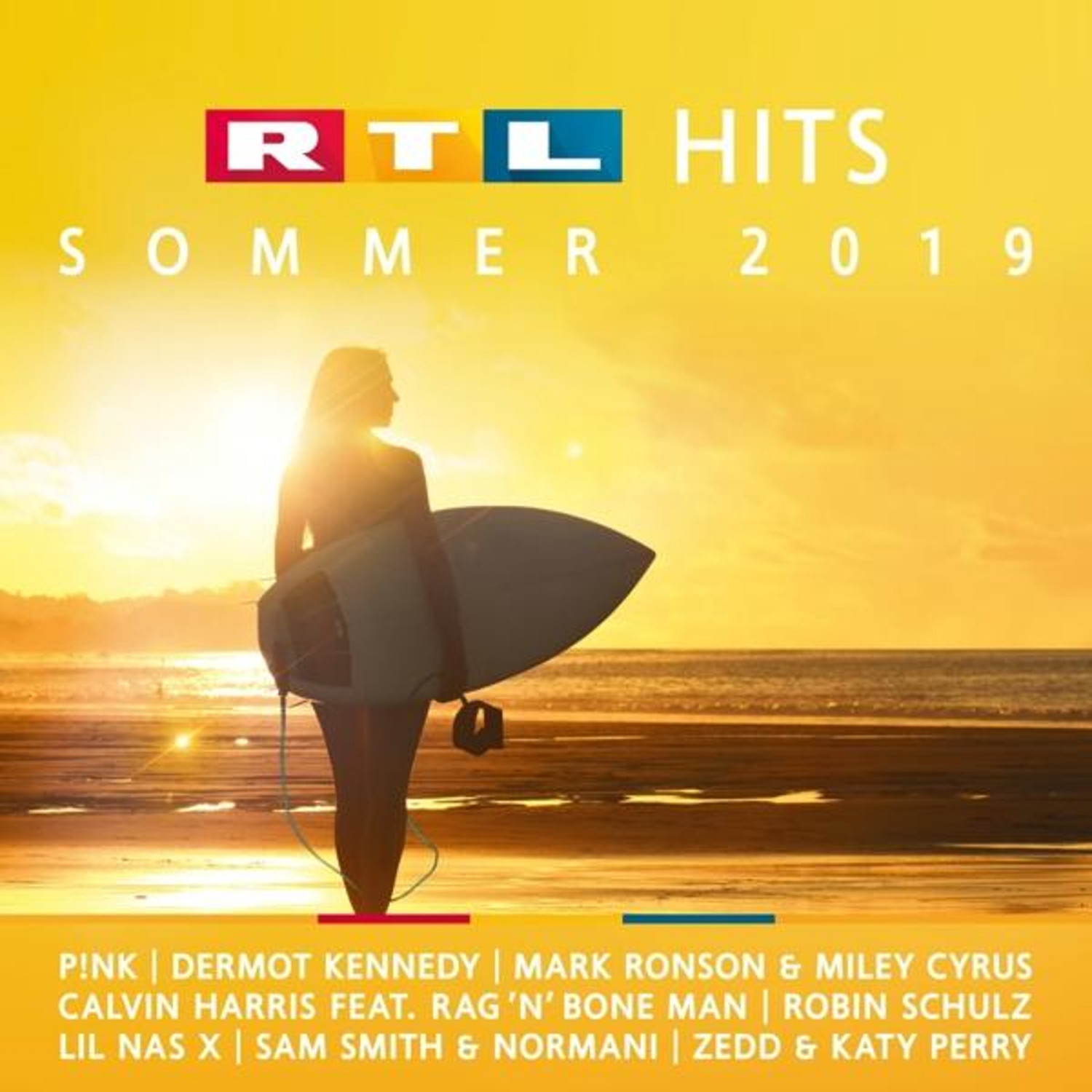 RTL Hits Sommer 2019 (CD)