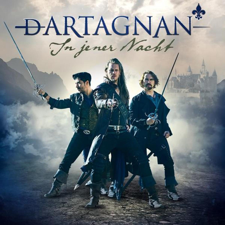 D'Artagnan - In jener Nacht (CD)