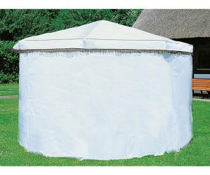 Promex Rosenheim Wetterschutzumhang für Pavillon weiß