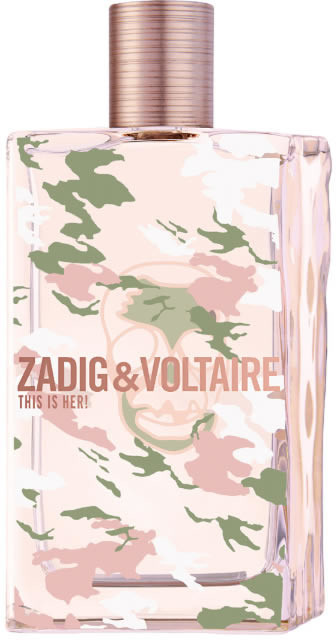Zadig & Voltaire This is Her! No Rules Capsule Collection