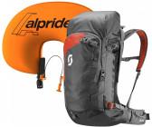 6bdf10c9da Scott Backcountry Guide AP 40L Kit dark grey/burnt orange