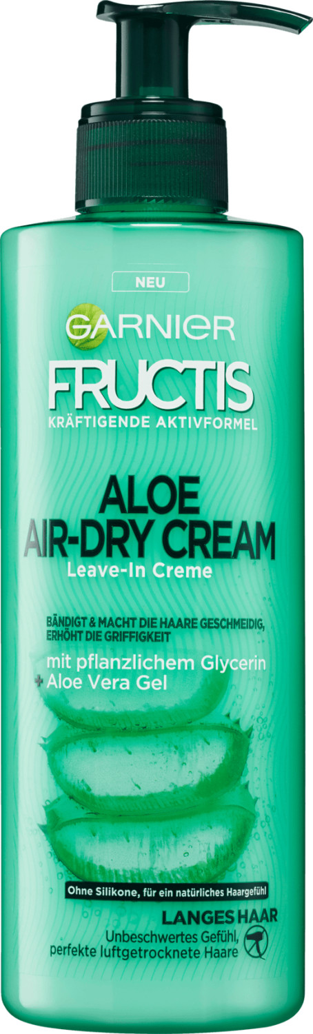 Garnier Fructis Hydra Aloe Air-Dry Cream (400 ml)