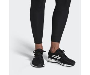Adidas Women's Adizero Adios 4 Athletic Shoes, Core BlackFootwear WhiteCore Black, 5 Regular US