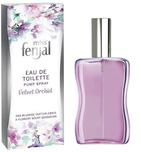 Fenjal Miss Fenjal Velvet Orchid Eau de Toilette (50ml)