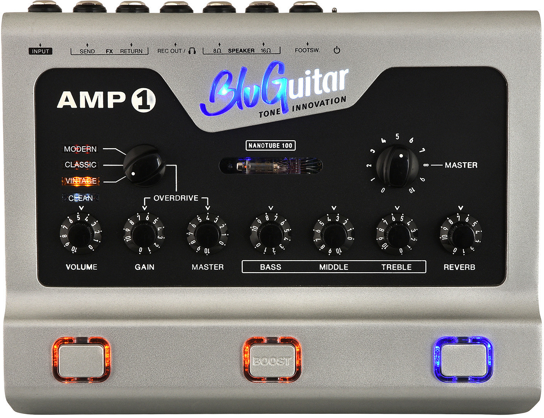 Image of BluGuitar AMP1 Mercury Edition