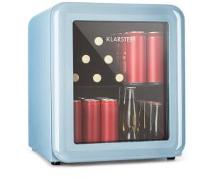 Mini Kühlschrank Retro : Klarstein poplife retro mini kühlschrank l ab
