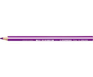 STABILO Dreikant-Buntstifte Trio dick 24er Karton-Etui inkl Doppelspitzer