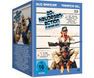Bud Spencer & Terence Hill - 20x Haudegenaction in einer Box [Blu-ray]
