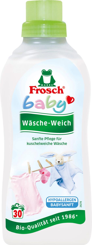 Frosch Baby Wäsche-Weich Weichspüler (30 WL)