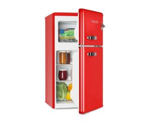 Retro Kühlschrank Gefrierkombination : Klarstein irene kühl gefrierkombination ab