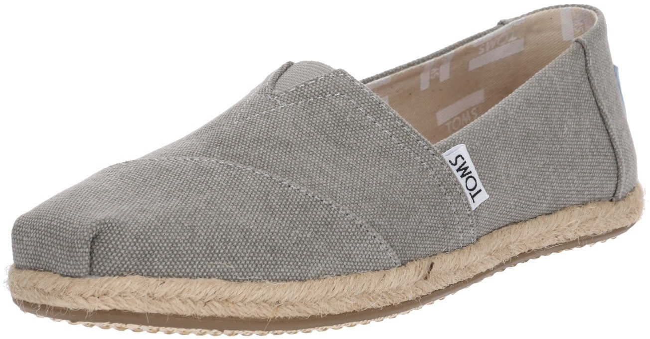 Toms Shoes Washed Classics Women (1000975) drizzle grey