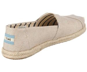 Toms Shoes Classic Alpargatas Women (10013508) pearlized