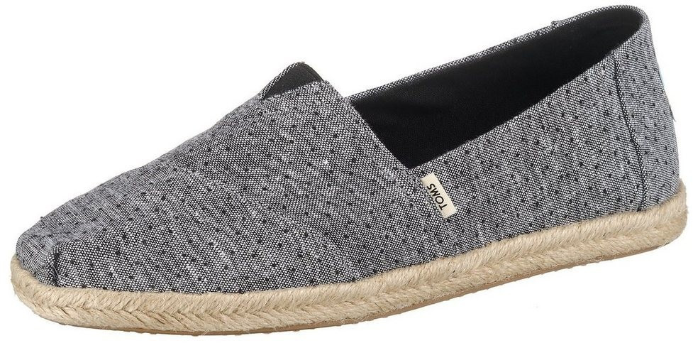 Toms Shoes Tiny Chambray Dots Espadrilles Women ab 39,63