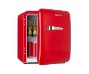 Mini Kühlschrank Auf Rechnung : Klarstein audrey retro mini kühlschrank ab